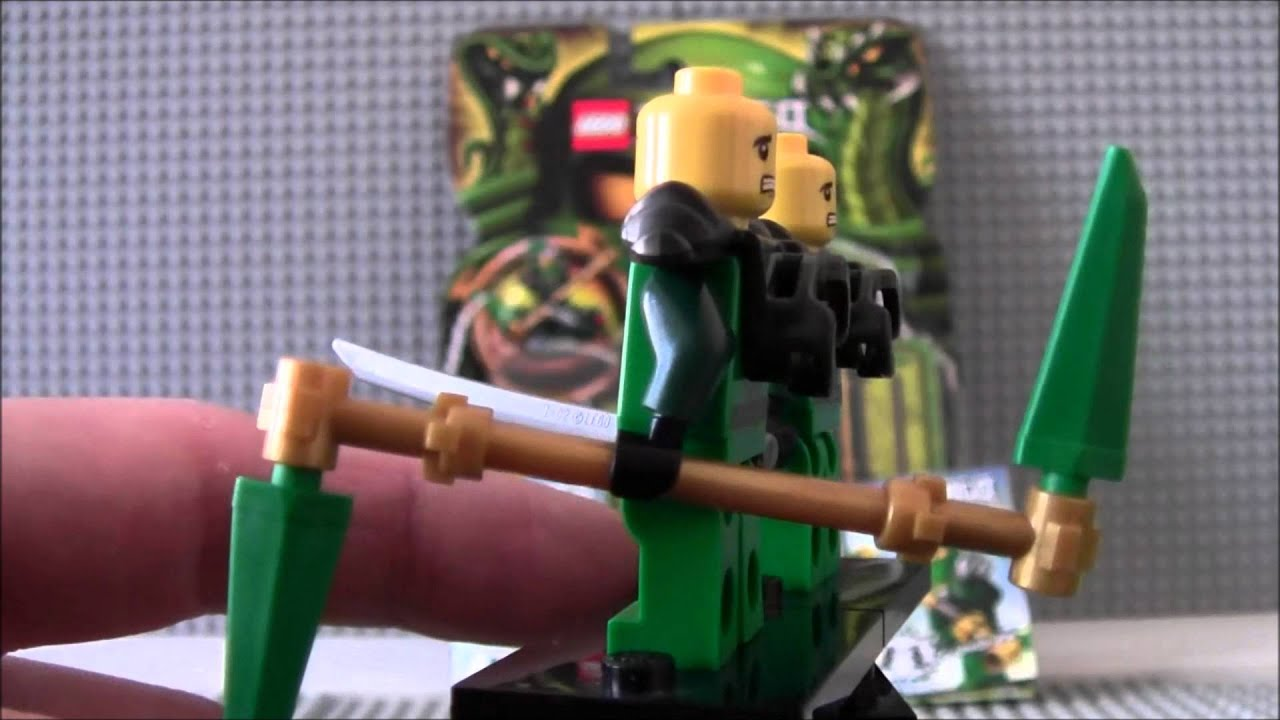 Lego Ninjago 9574 Lloyd Zx Youtube