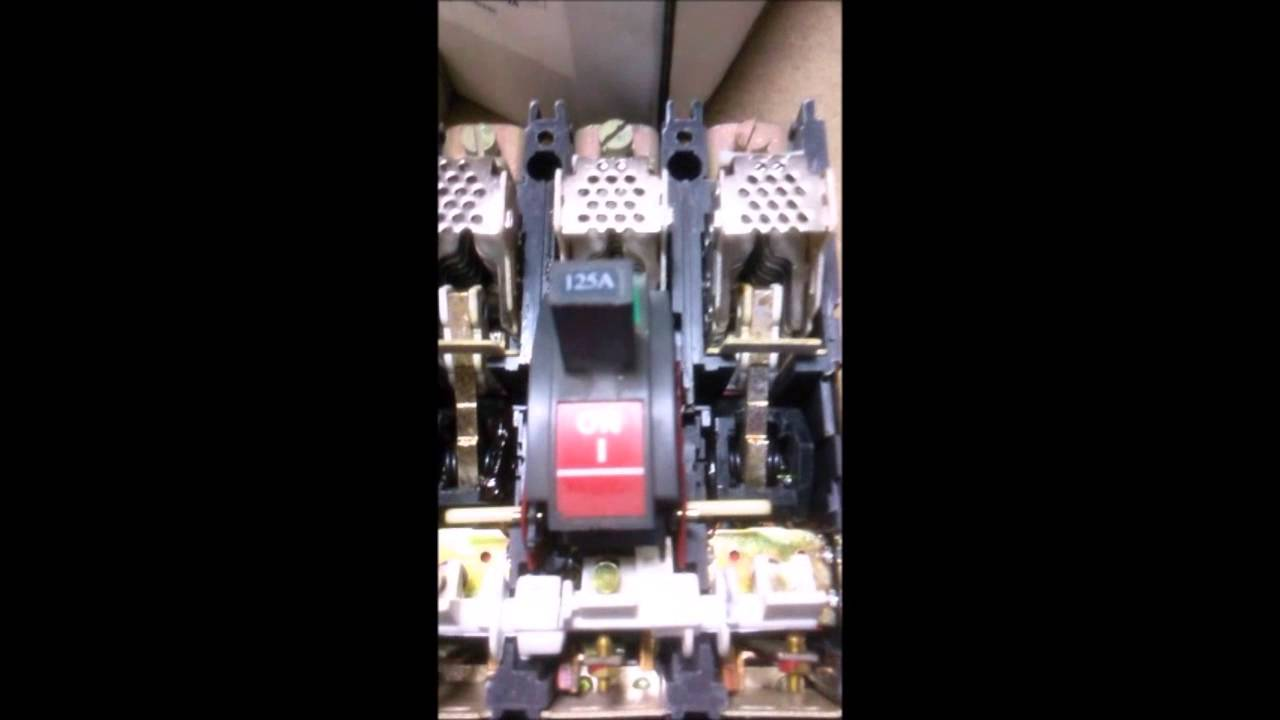 What Is There Inside An Mccb Part 1 Youtube How Do Shunt Trip Breakers Work