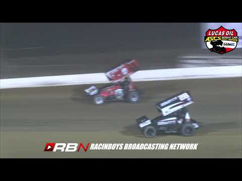 ASCS National Tour Highlights at Lake Ozark Speedway 9 1 19