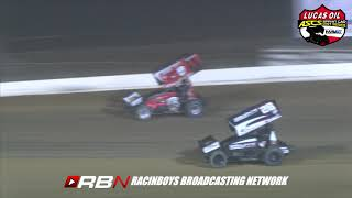 ASCS National Tour Highlights @ Lake Ozark Speedway 9/1/19