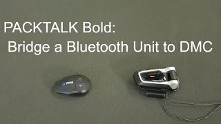 PACKTALK BOLD -Bridge In a Bluetooth Unit to a DMC Cloud