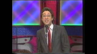 Ben Elton Stand Up 1986 Saturday Live Channel 4