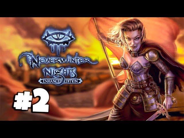 Neverwinter Nights Enhanced Edition #2 - The Academy - Gameplay Walkthrough
