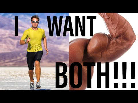 Endurance Athletes Want It ALL!!! (Can I Run a Marathon AND Look Like a Bodybuilder?)
