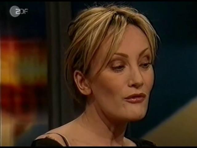 Patricia Kaas  - Johannes B  Kerner Show, ZDF April 2002