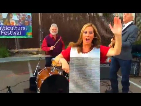 Renee Kohn Cajun Band - Zydeco Music