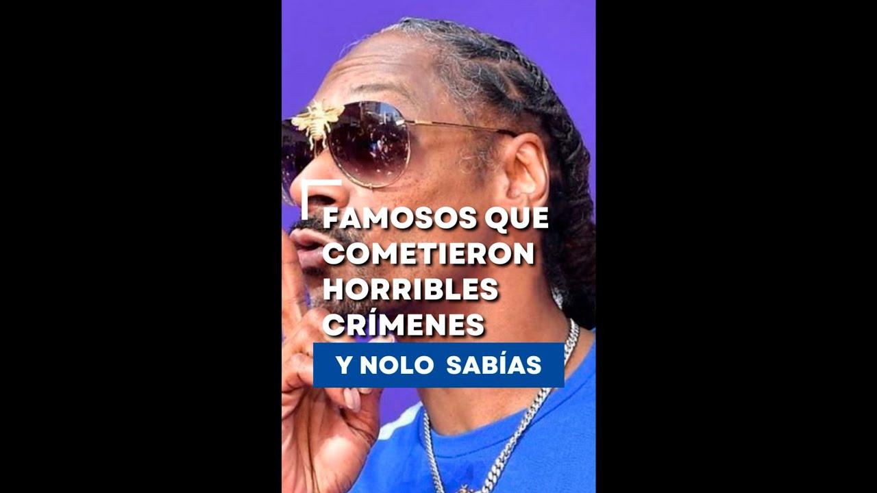 #Shorts FAMOSOS QUE COMETIERON HORRIBLES CRIMENES Y NO LO SABÍAS