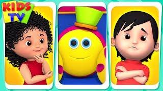 What's The Password   Bob The Train Shorts   Cartoon Videos & Kids Shows - Kids TV