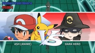 Pokemon X and Y WiFi Battle: Ash Vs Dark Hero