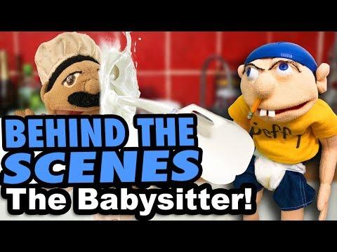 Chef PeePee The Babysitter BTS!!