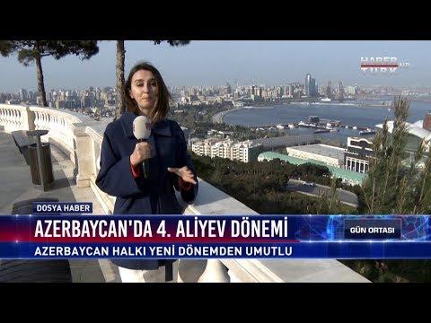 Azerbaycan'da 4. Aliyev Dönemi