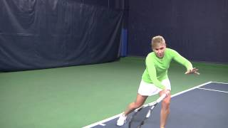 Tennis Instruction: How to Hit the Ball on the Rise