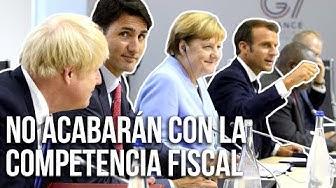 Imagen del video: El G-7 no acabará con la competencia fiscal