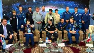 International Space StationExpedition 43 Crew Receives Warm Welcome in Kazakhstan and Russia