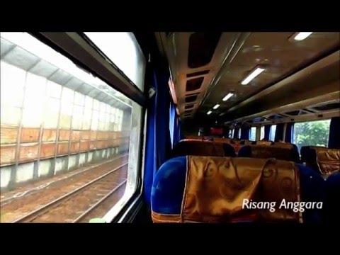 [kompilasi] Mendengarkan Suara Announcer Di Kereta Api Argo Parahyangan