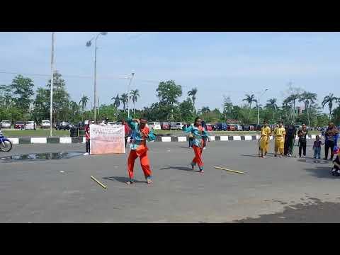 Tarian 3 Suku Kalimantan Barat Dayak Cina Melayu