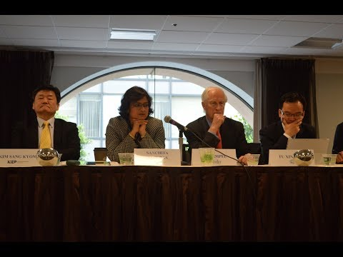 Advancing the Regional Trade Agenda in Asia With a Less Engaged United States | 2018 ISA Conference