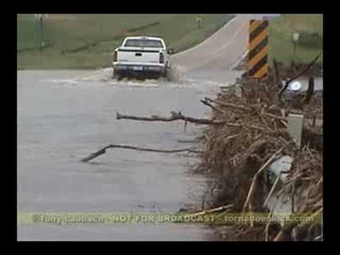 2007-06-13 Rural Flood - Chase County, NE