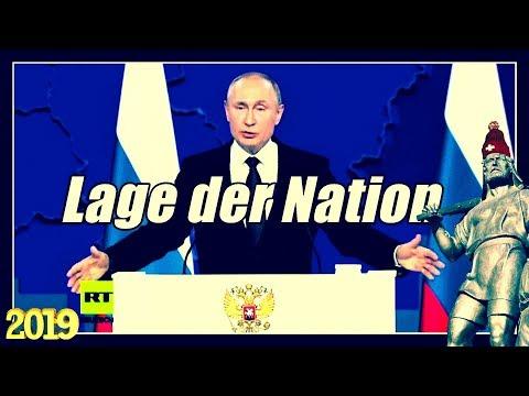 Putin zur Lage der Nation | Russland