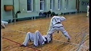 """Фрагмент клипа """"Samba"""". Taekwon-do ITF."""