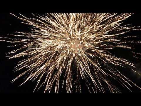 238 Shot, 2.5 Minute Firework Cake!