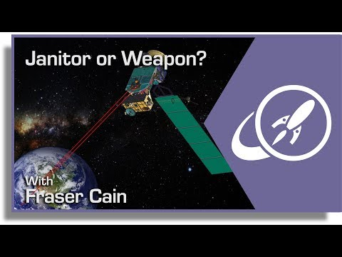 Q&A 52: Cleaning Space Debris or Space Weapons? And More...
