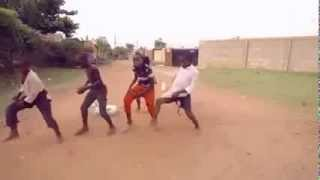 Amazing Dancing Kids from Uganda
