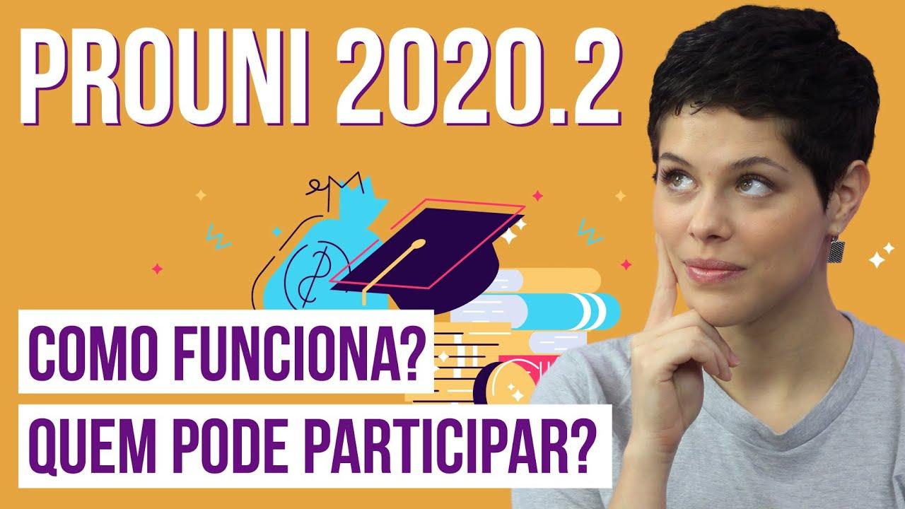 TUDO SOBRE O PROUNI 2020.2 | Como funciona | Lista de espera | Datas