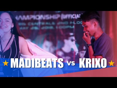MOST CONTROVERSIAL BEATBOX BATTLE IN PHILIPPINES!