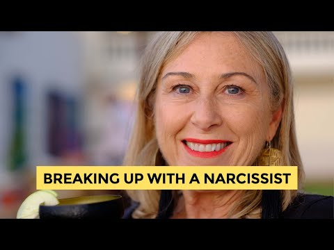 Breaking up with a narcissist  I know I should, but I can't!