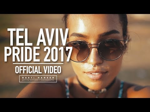 TEL AVIV PRIDE PARADE 2017 - Official Aftermovie (HD) - by Basti Hansen (CANON 1DX II + GLIDECAM)