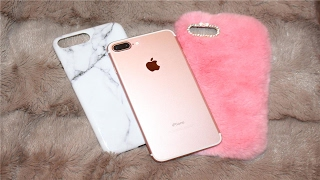 iPhone 7 PLUS case collection!