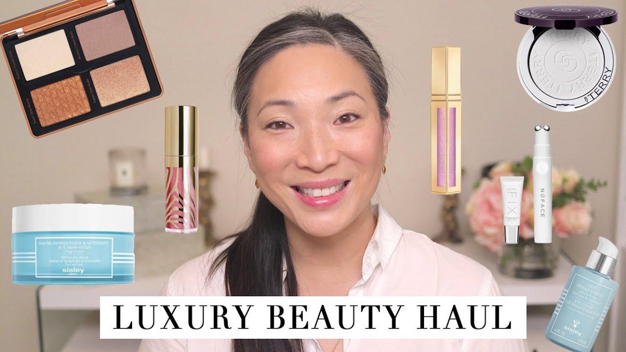 Luxury Beauty Haul - Sisley | By Terry | Scott Barnes