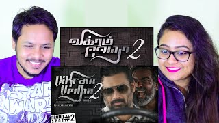 Vikram Vedha 2 REACTION | The First Five minutes of next play | GV Mediaworks | Sam CS