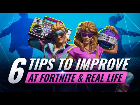 6 LIFE-CHANGING Tips That Can Be Applied To Fortnite Battle Royale