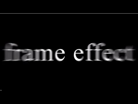 After Effects - Text Motion Zoom Out