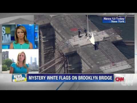 Predictive Programming - Transformers + Brooklyn Bridge White Flags