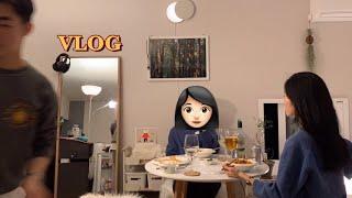 [VLOG]카페 뺨치는 자취방에 놀러 가보자
