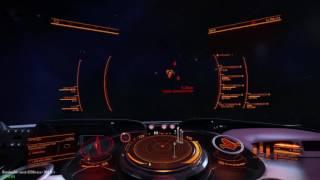 Elite: Dangerous (PVP) Imperial Cutter vs Pirate