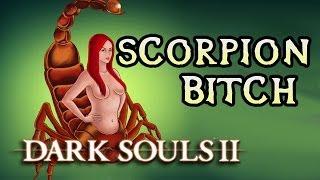 Dark Souls 2 Rage: SCORPIONESS NAJKA BOSS! (#18)