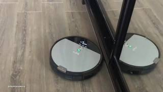 New ILIFE  V8S Robotic Vacuum Cleaner with LCD Display Test - Review Price