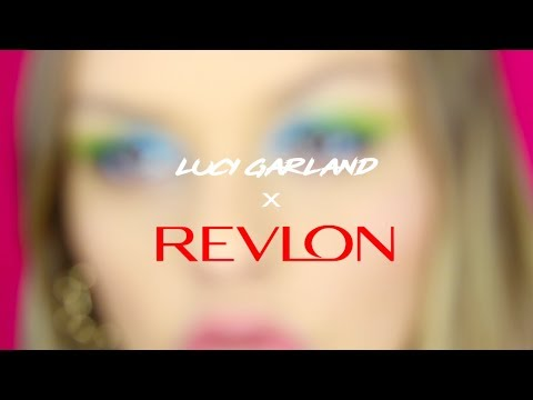 Lucy Garland x Revlon thumbnail