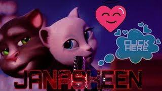 JANASHEEN || Talking Tom & Angela Version || MACK Tha Rapper Official Music 2019