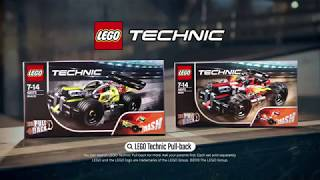 LEGO Technic Pullback | B&M Stores