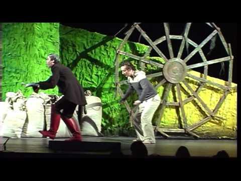 Der gestiefelte Kater, Volkstheater Wien 2000