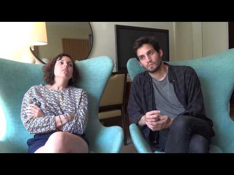 LAFF 2014: Exclusive Interview with Rania Attieh and Daniel Garcia for Recommended by Enrique