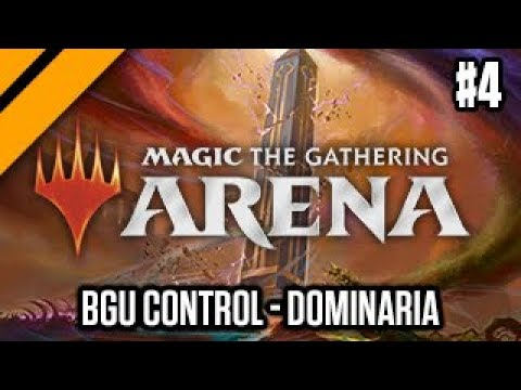 MTG:Arena - Helm of the Host B/G/U Control | Dominaria Competitive Drafts P4 (sponsored)