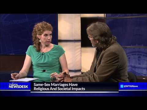 Indiana Newsdesk, June 27, 2014 Same-Sex Marriage Ban Overturned