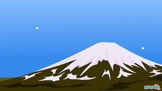 Mount Fuji : Fun Fact series EP09 | Mocomi Kids