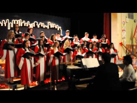 Pompton Lakes High School Choir- Twelve Days After Christmas